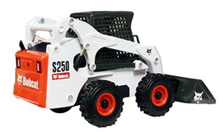 Bobcat S250 Skid Loader 80″ Bucket – Farver True Value and