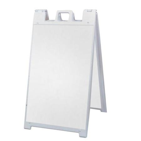 sign holder plastic 24u2033x45