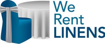 We Rent Linens